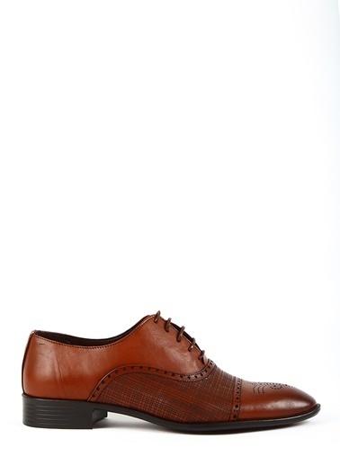 Tripy Deri Ayakkabı Taba